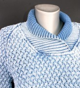 Blue Willis Damen Strickpullover