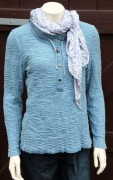 Blue Willi`s Damen Pullover hellblau