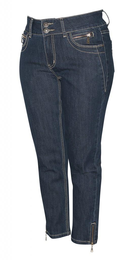 blue willis da stretch jeans 7 8 damen hosen r cke kleider. Black Bedroom Furniture Sets. Home Design Ideas